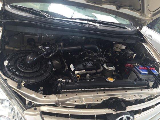 Bán Toyota Innova G 2010, màu nâu, nhập khẩu nguyên chiếc, số sàn, 660tr-3