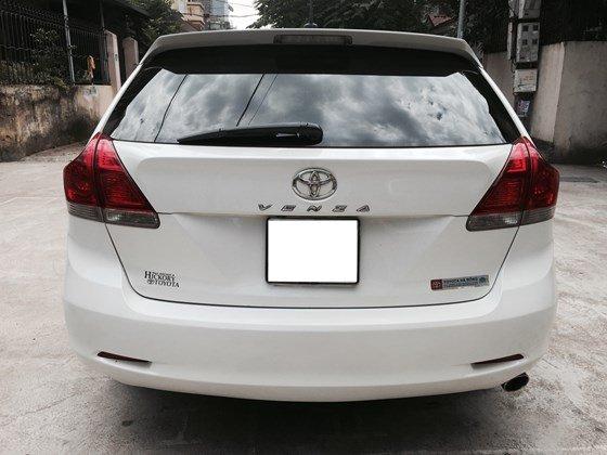 Bán Toyota Venza 2.7 đời 2009, màu trắng, xe nhập, chính chủ-9