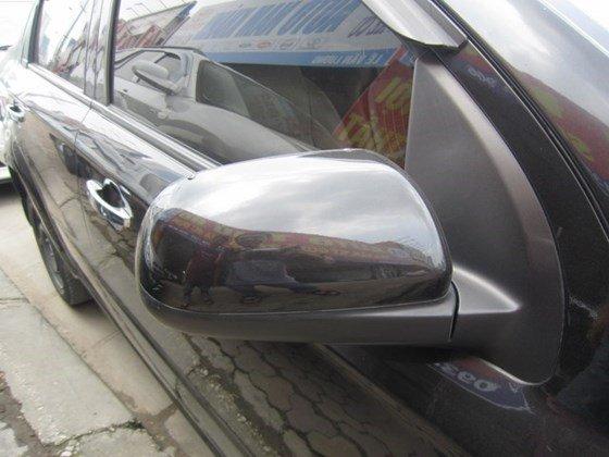 Bán ô tô Daewoo Gentra MT đời 2010, màu đen, xe nhập, còn mới-3