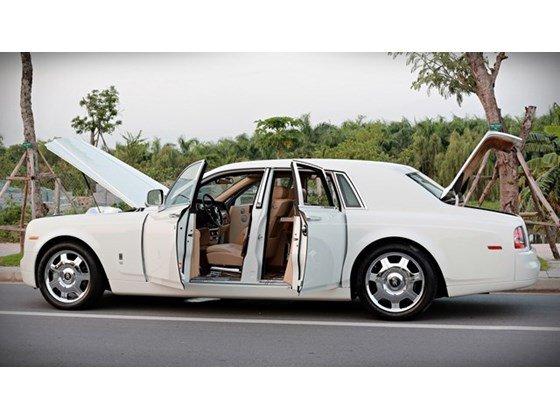 Bán ô tô Rolls-Royce Phantom 2013, màu trắng, nhập khẩu-2