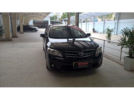 Toyota Đông Sài Gòn đang có một chiếc Altis 1.8MT màu đen-0