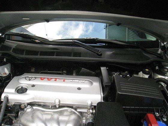 Gia đình bán Toyota Camry 2.4L sản xuất cuối 2012, màu bạc, nội thất màu da kem rất đẹp-9