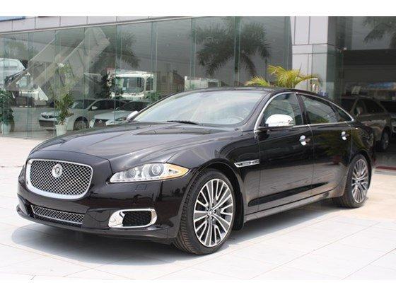 Cần bán Jaguar XJ đời 2013, màu đen, nhập khẩu nguyên chiếc-0
