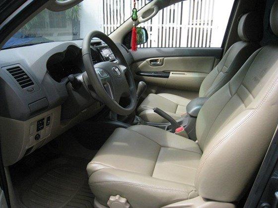 Cần bán gấp Toyota Fortuner G sản xuất 2014, màu xám, nhập khẩu, chính chủ-5