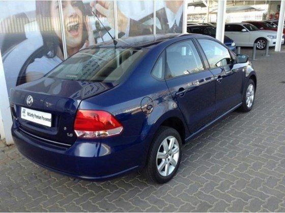 Cần bán xe Volkswagen Polo sản xuất 2015, màu xanh lam, nhập khẩu chính hãng, 690tr-6