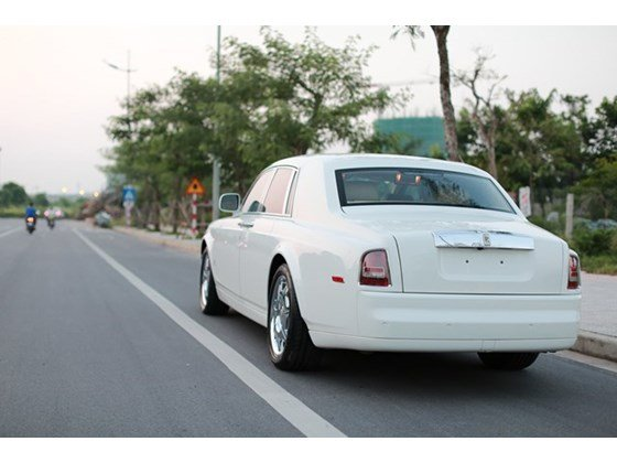 Bán ô tô Rolls-Royce Phantom 2013, màu trắng, nhập khẩu-3