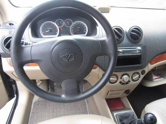 Bán ô tô Daewoo Gentra MT đời 2010, màu đen, xe nhập, còn mới-6