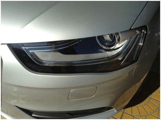 Bán Audi A4 1.8L đời 2012, màu bạc, nhập khẩu nguyên chiếc-1