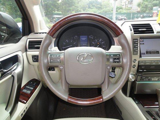 Cần bán lại xe Lexus GX460 đời 2011, màu xám, nhập khẩu chính hãng-2