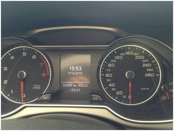 Bán Audi A4 1.8L đời 2012, màu bạc, nhập khẩu nguyên chiếc-6