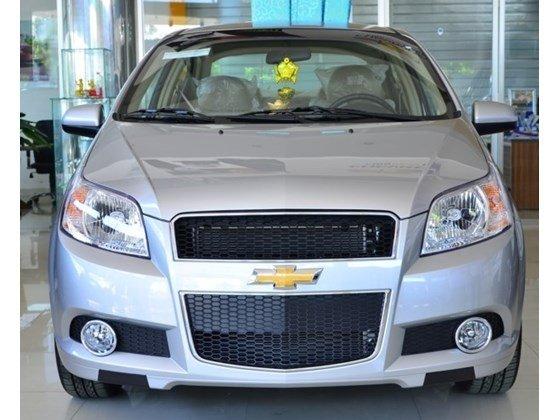 Bán ô tô Chevrolet Aveo 1.5LT đời 2015, màu trắng, xe nhập, 447 triệu-5