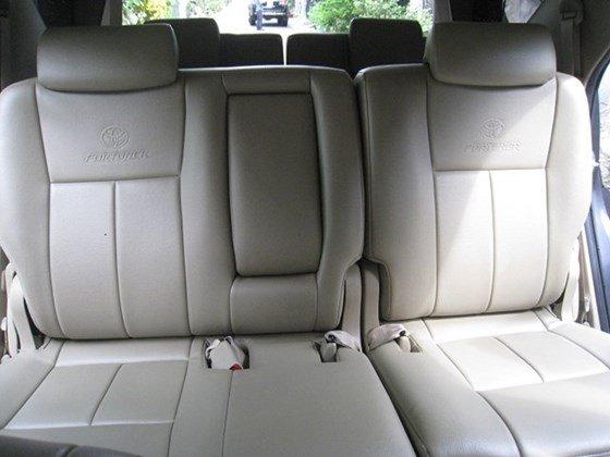 Cần bán gấp Toyota Fortuner G sản xuất 2014, màu xám, nhập khẩu, chính chủ-9