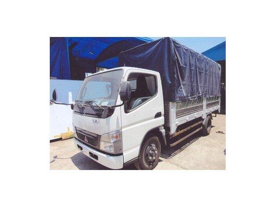 Cần bán xe Mitsubishi Canter 1.9 tấn đời 2015, màu trắng, nhập khẩu nguyên chiếc-2