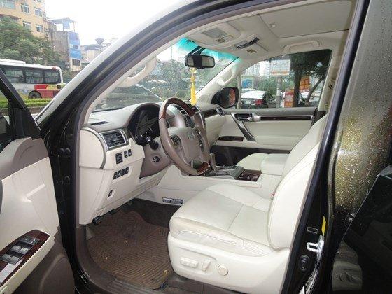 Cần bán lại xe Lexus GX460 đời 2011, màu xám, nhập khẩu chính hãng-6
