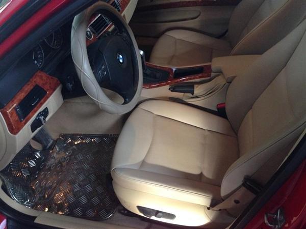 Cần bán BMW 320i đời 2010, màu đỏ, nhập khẩu, số tự động -2