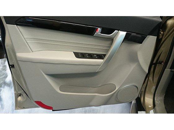 Cần bán xe Chevrolet Captiva LTZ đời 2015, màu trắng, nhập khẩu chính hãng, 949tr-5