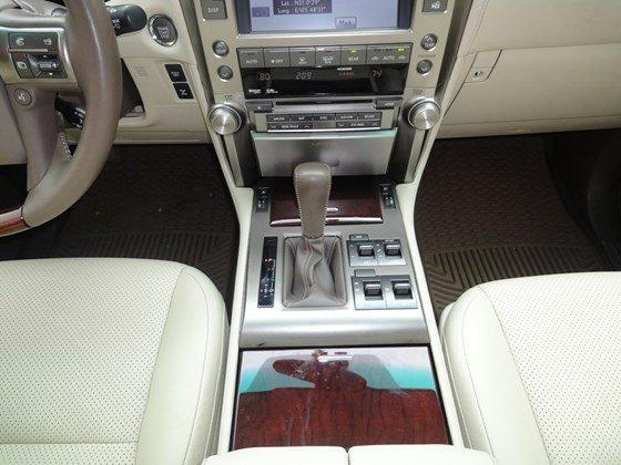 Cần bán lại xe Lexus GX460 đời 2011, màu xám, nhập khẩu chính hãng-1