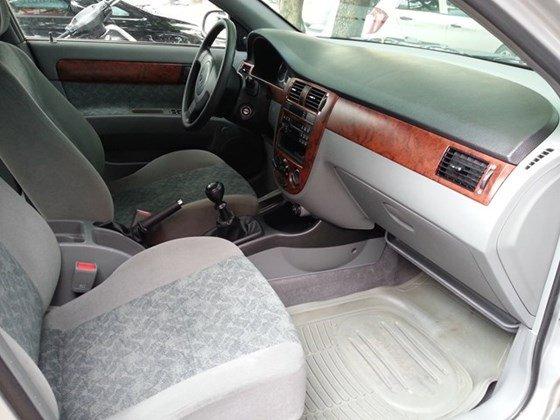Chính chủ cần bán ô tô Daewoo Lacetti 1.6 đời 2009, màu bạc-2