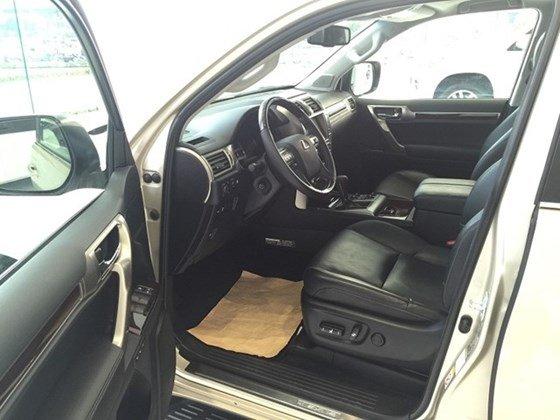 Bán ô tô Lexus GX460 đời 2015, màu vàng cát, nhập khẩu nguyên chiếc-3