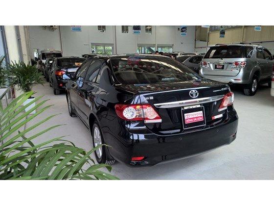 Toyota Đông Sài Gòn đang có một chiếc Altis 1.8MT màu đen-2