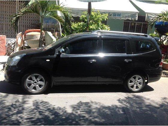 Bán ô tô Nissan Grand livina năm 2011, màu đen, nhập khẩu chính hãng, xe gia đình, 400tr-3