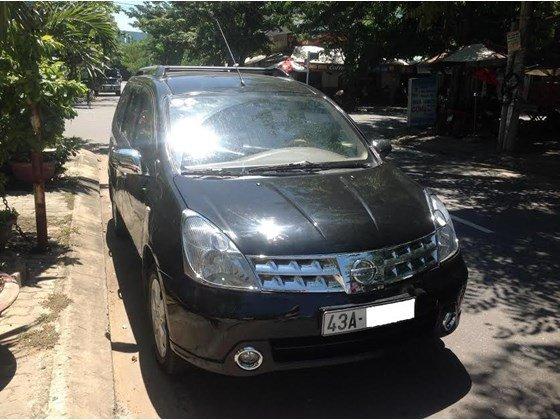 Bán ô tô Nissan Grand livina năm 2011, màu đen, nhập khẩu chính hãng, xe gia đình, 400tr-2