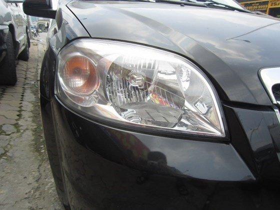 Bán ô tô Daewoo Gentra MT đời 2010, màu đen, xe nhập, còn mới-12