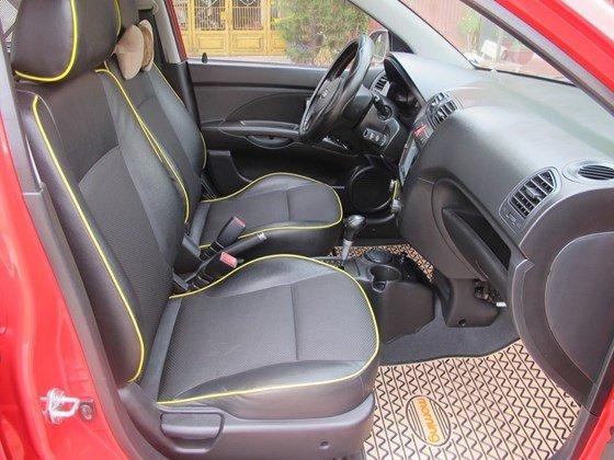 Cần bán xe Kia Morning đời 2009, màu đỏ, nhập khẩu nguyên chiếc, còn mới  -8