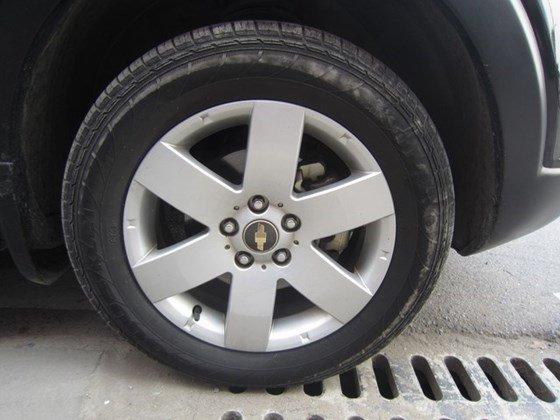 Bán xe Chevrolet Captiva đời 2009, màu đen, nhập khẩu chính hãng, số tự động-3