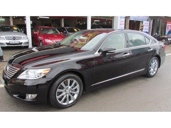 Cần bán xe Lexus LS 460L đời 2010, màu đen, nhập khẩu nguyên chiếc, số tự động-0