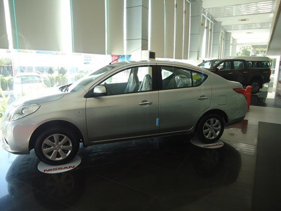 Xe Sunny SE 1.5DOHC, khuyến mãi hấp dẫn, có xe giao ngay-3