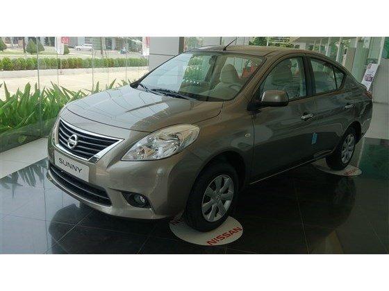 Cần bán Nissan Sunny đời 2015, màu trắng, nhập khẩu-2