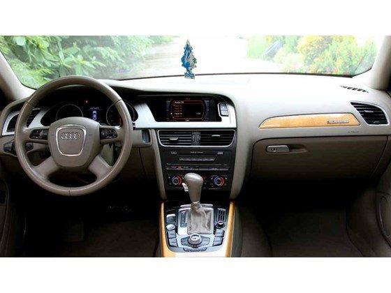 Bán Audi A4 đời 2009, màu đỏ, nhập khẩu-8