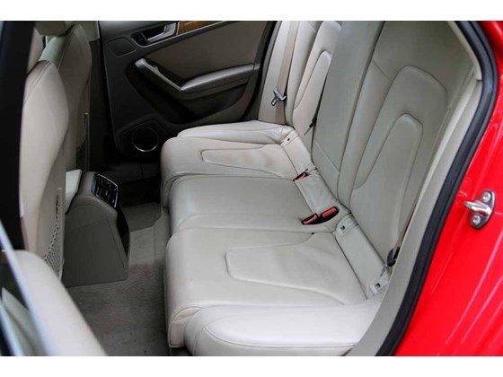 Bán Audi A4 đời 2009, màu đỏ, nhập khẩu-24