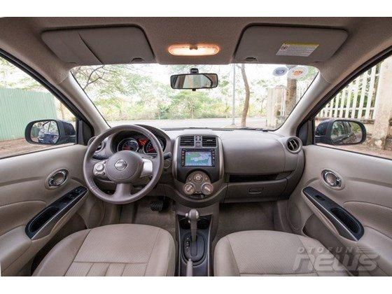 Bán xe Nissan Sunny 2015, màu xám, nhập khẩu-2