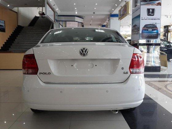 Volkswagen Polo sedan AT, đủ màu, giao xe ngay - Hỗ trợ mua trả góp-1