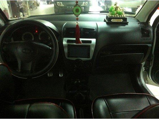 Cần bán lại xe Kia Morning năm 2010, màu bạc, nhập khẩu, số sàn -2