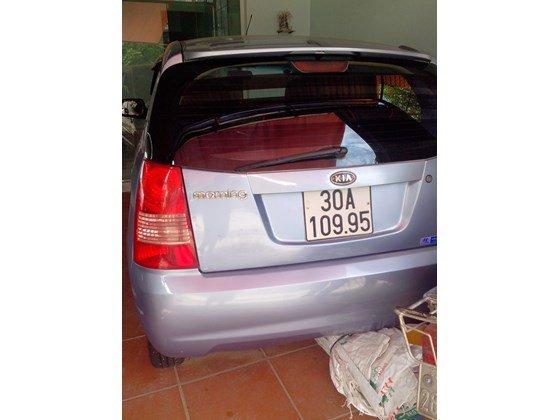 Cần bán Kia Morning sản xuất 2007, xe nhập, còn mới, giá chỉ 288 triệu-7