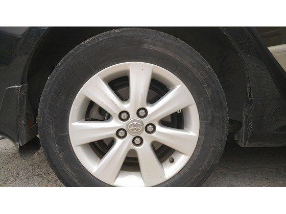 Cần bán lại xe Toyota Corolla Altis đời 2009, màu đen, nhập khẩu chính hãng-8