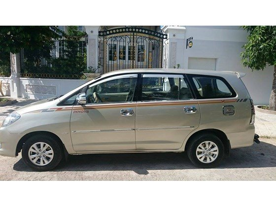Cần bán xe Toyota Innova 2008, nhập khẩu nguyên chiếc, ít sử dụng-0