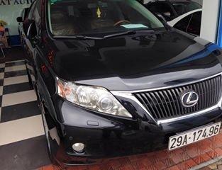 Cần bán gấp Lexus RX đời 2011, màu đen, nhập khẩu chính hãng-0