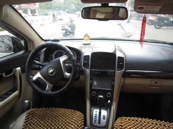 Bán xe Chevrolet Captiva đời 2009, màu đen, nhập khẩu chính hãng, số tự động-4