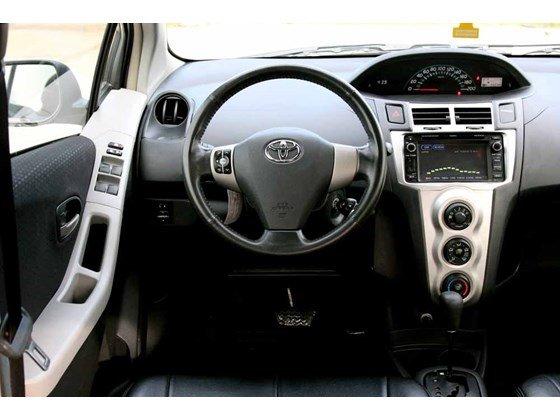 Cần bán xe Toyota Yaris đời 2009, màu bạc, xe nhập-11