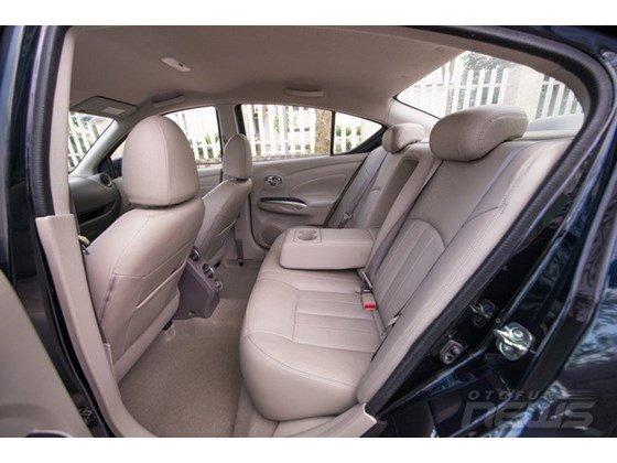 Cần bán Nissan Sunny đời 2015, màu trắng, nhập khẩu-3