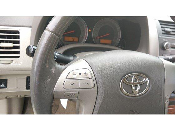 Cần bán lại xe Toyota Corolla Altis đời 2009, màu đen, nhập khẩu chính hãng-5