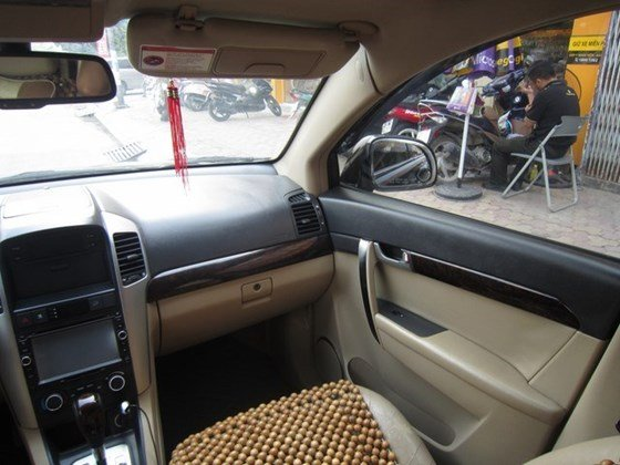 Bán xe Chevrolet Captiva đời 2009, màu đen, nhập khẩu chính hãng, số tự động-9