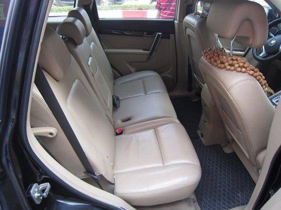 Bán xe Chevrolet Captiva đời 2009, màu đen, nhập khẩu chính hãng, số tự động-11