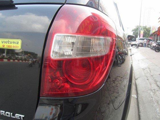 Bán xe Chevrolet Captiva đời 2009, màu đen, nhập khẩu chính hãng, số tự động-12