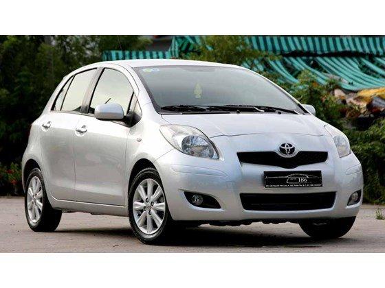 Cần bán xe Toyota Yaris đời 2009, màu bạc, xe nhập-14