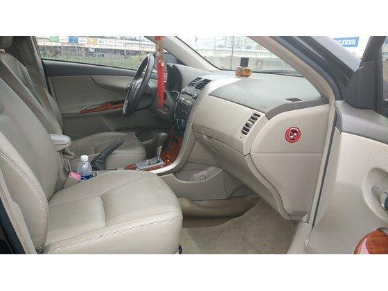 Cần bán lại xe Toyota Corolla Altis đời 2009, màu đen, nhập khẩu chính hãng-1